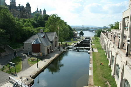 Ottawa Locks.