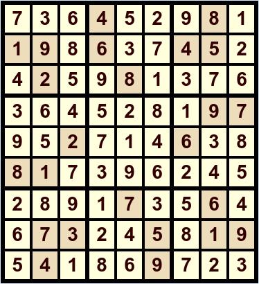 photo regarding Sudoku Printable 4 Per Page identify Sudoku