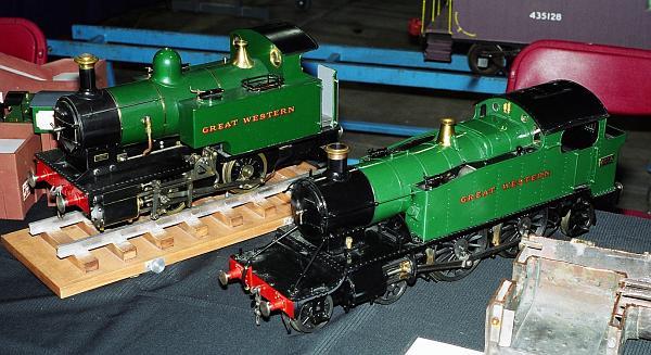 British Live Steamers