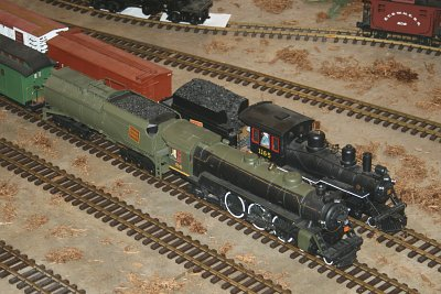 garden railroad locomotives