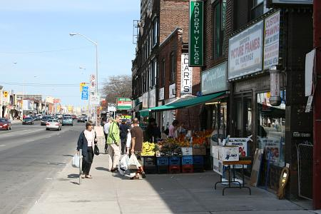 Danforth and Main