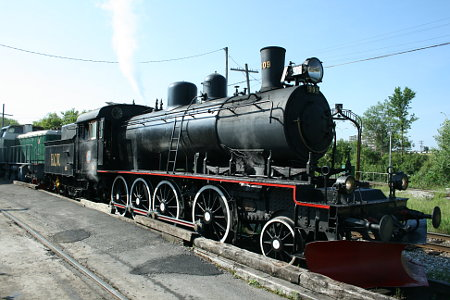 HCW locomotive