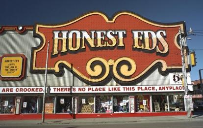 Honest Eds - There's no place like this place!