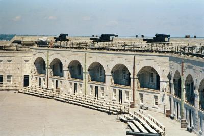 Photo of Fort Henry