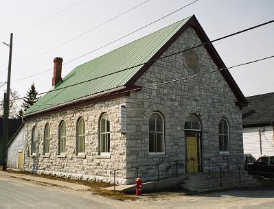 Photo of Township Hall