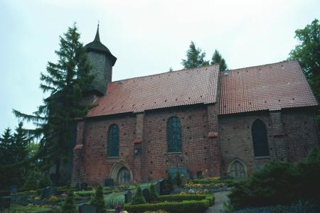 Church at Kirch Grambow