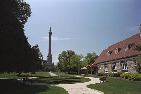 Photo of Brock Monument