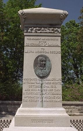 Laura Secord Monument