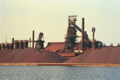 Algoma Steel mill