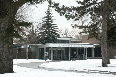 Rosedale Heights School of the Arts.
