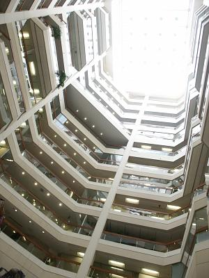 Atrium on Bay