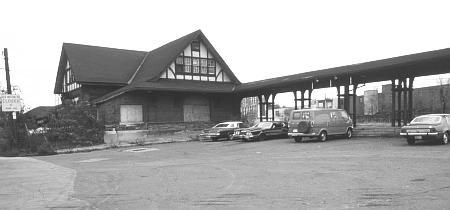 Old Toronto Junction station