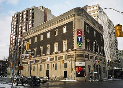 CTV Studios, formerly the Masonic Temple