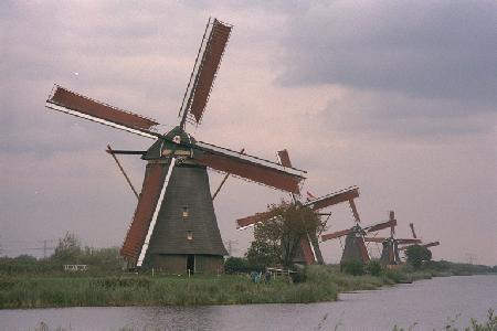 Windmills and river mills were invented and this renewable power freed ...