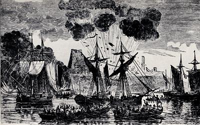 Capture of Fort Frontenac, 1758
